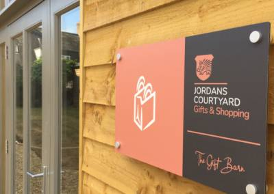 The Gift Barn at Jordans Courtyard
