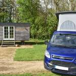 photo of campervan