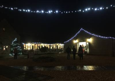 Jordans Courtyard Christmas Fair
